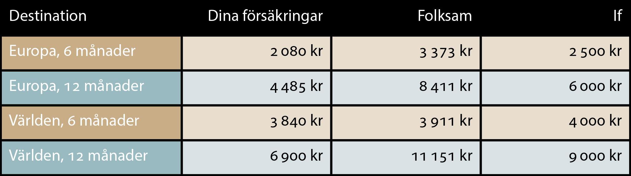 Granskning Vi Nystar I Långresenärernas Försäkringsskydd Vagabond
