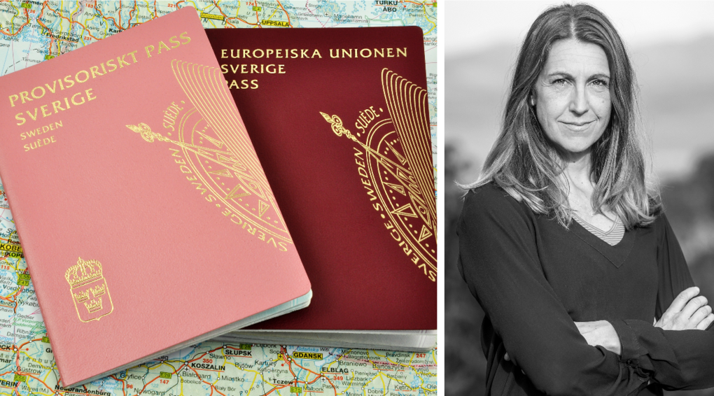Lattare att resa utan pass