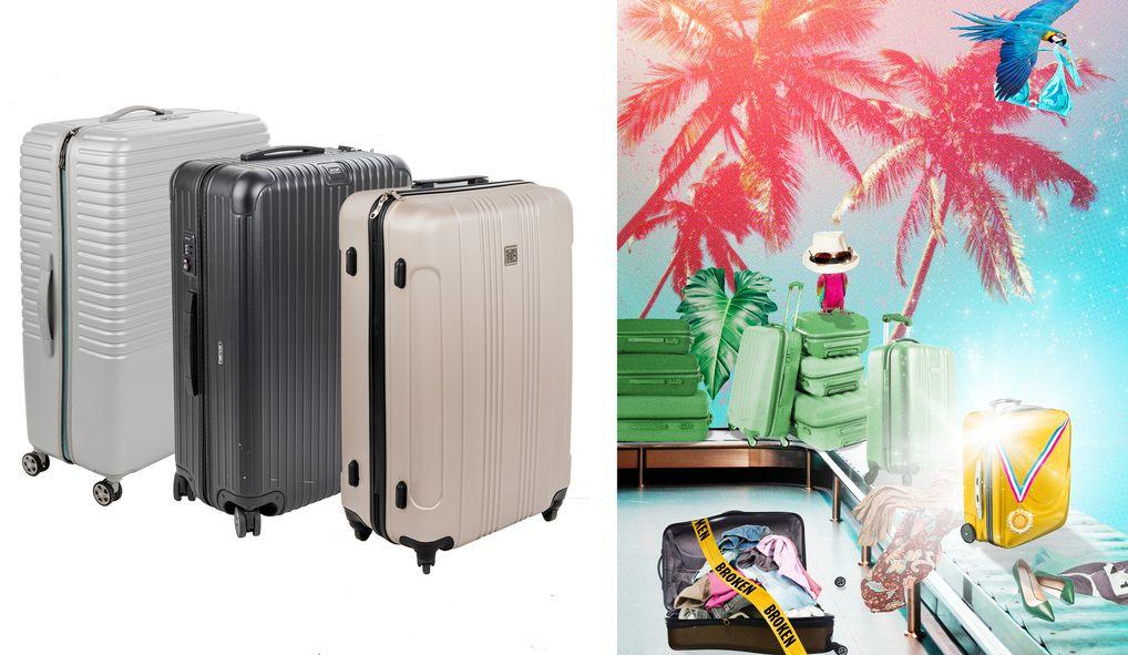 10 resväskor i stort test – bästa valet för resan – Vagabond 184a563707cd4