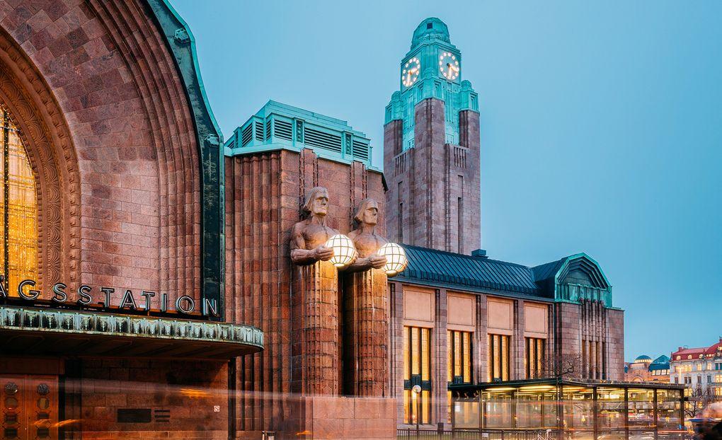 48 Timmar I Helsingfors En Weekend Med Finsk Design Och
