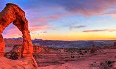 Redaktionens favoriter: Arches nationalpark i Utah
