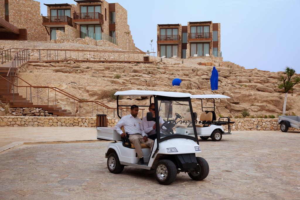 Golf utan plats i israel