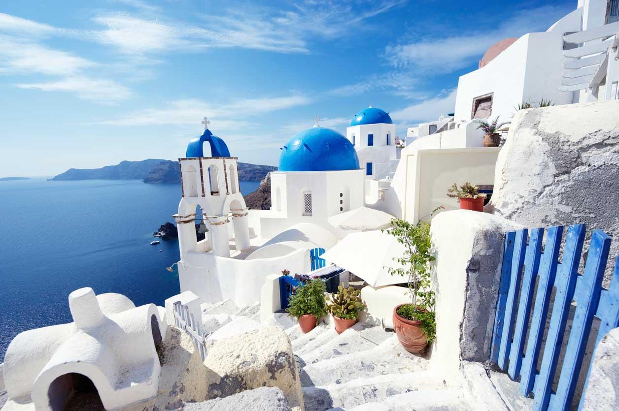 Vart Ska Man åka Utomlands I September 10 Härliga Resmål Vagabond