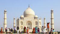Tuffare tag mot Indiens gatuförsäljare