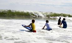 Surfin' New York – Strandliv på Rockaway Beach