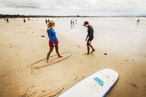 nudister stranden tonåringar