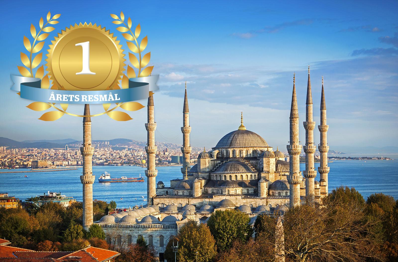 Europas tio basta platser