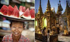 Burma – från diktatur till strandparadis
