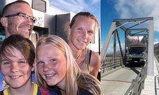 Vägen till Nya Zeeland – så hamnade familjen Hoelstad på andra sidan jorden