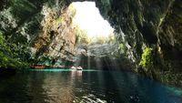 Dagens bild: Skogsnymfernas grotta