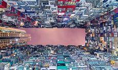 Dagens bild: Högt och tätt i Hongkong