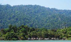 Burmas orörda paradisöar hotas av turism