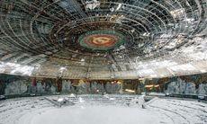 19 spöklika och övergivna byggnader i gamla Sovjet