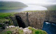 Dagens bild: Synvillan på Färöarna