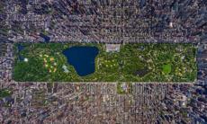 Dagens bild: Central Park ur en annorlunda vinkel