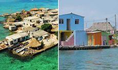 Här är världens mest tätbefolkade ö