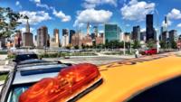 Budgetboende i New York – övernatta i en taxi