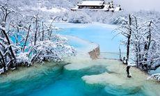 Dagens bild: Det kinesiska vinterlandet