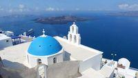 Se det bästa av Santorini på mindre än 3 minuter