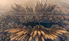 Världen från ovan – 16 fascinerade foton visar världen ur ett fågelperspektiv