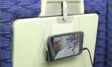 Smarta mobilhacket som fixar underhållningen på resan