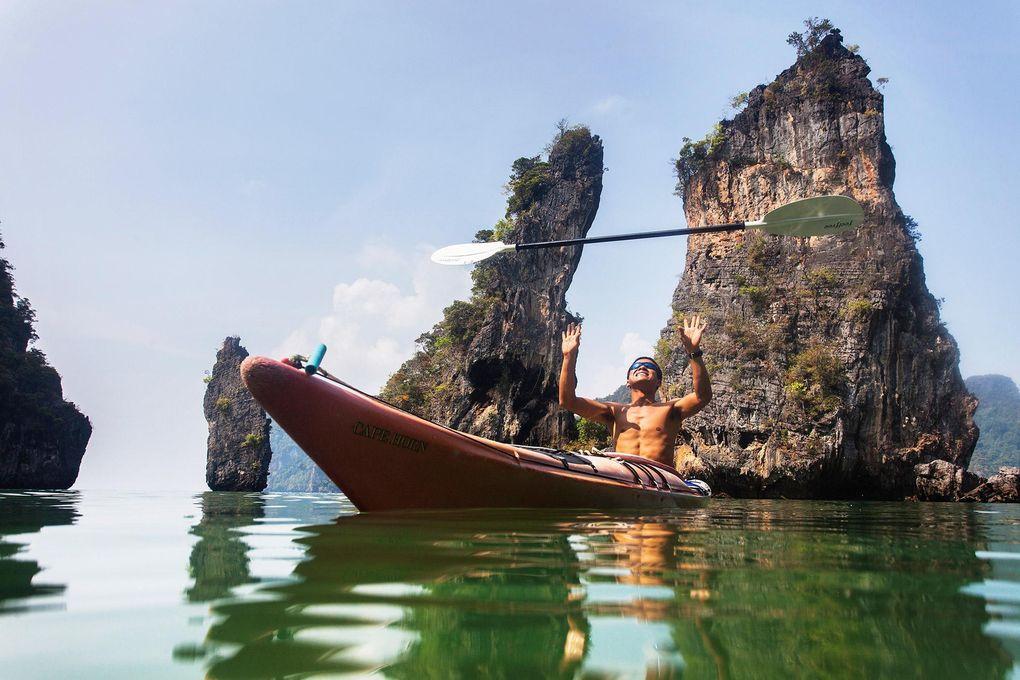 Papperspippi lugnade inte i thailand