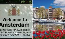 11 knäppa saker du bara kan se i Amsterdam