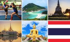 Stort quiz: Hur mycket kan du om Thailand?