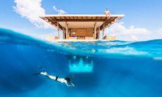 Sov på djupet – 5 undervattenshotell
