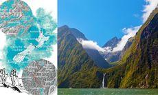 Guide: Vandra i Nya Zeeland