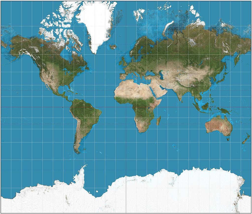 Karta Varlden Europa.15 Kartor Som Kommer Att Forandra Din Syn Pa Varlden Vagabond