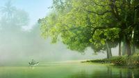 Indiska Kerala – 100 nyanser av grönt