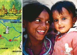 Underbara indiska rundresor – hitta rutten som passar dig!