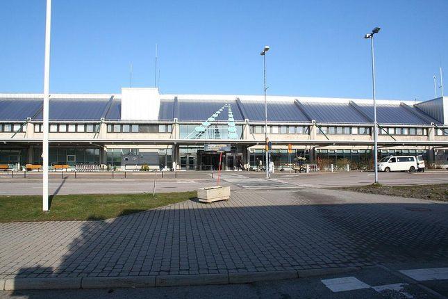 Bombhot mot flygplan på väg till Arlanda – tvingades nödlanda på Landvetter