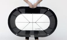 Det här hopfällbara badkaret får (nästan) plats i din resväska