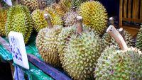 5 extrema thailändska delikatesser
