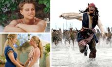 Quiz: Har du koll på var de här kända filmerna spelades in?