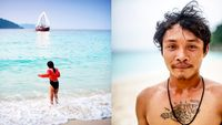 Thailändska Koh Similan – paradisöar i Andamanhavet