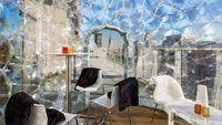 Baren i New York där du kan dricka bubbel – i en bubbla