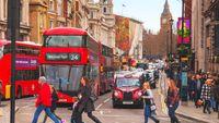 Lågt pund lockar fler turister till London