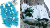 Guide: Kykladerna, Grekland