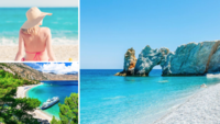Greklands 16 vackraste stränder kommer få dig att längta till sommaren