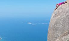 Rios läskigaste utsiktsplats kommer att ge dig galen svindel