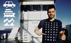 T-shirten som ska göra dig förstådd i alla världens länder
