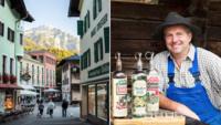 Bayern, bärs och svindlande höjder