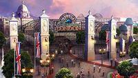 Så blir Londons nya nöjespark – ska locka 50 000 besökare om dagen