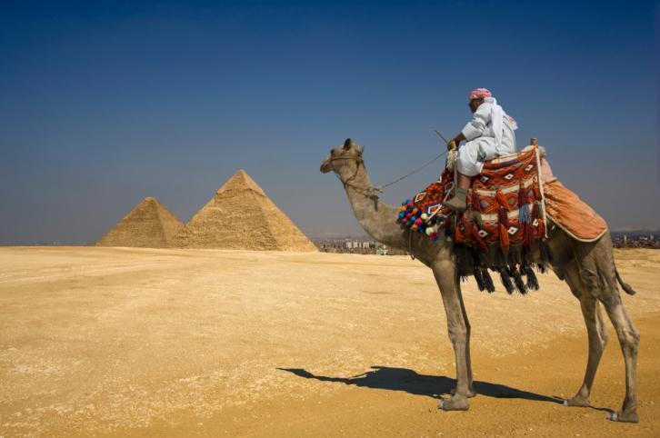 kanalstad i egypten