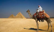 Egypten skrämmer flest