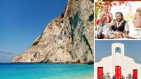 Zakynthos: Vandring på grekisk favoritö