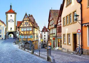 6 pittoreska städer i Europa som är som hämtade ur en saga